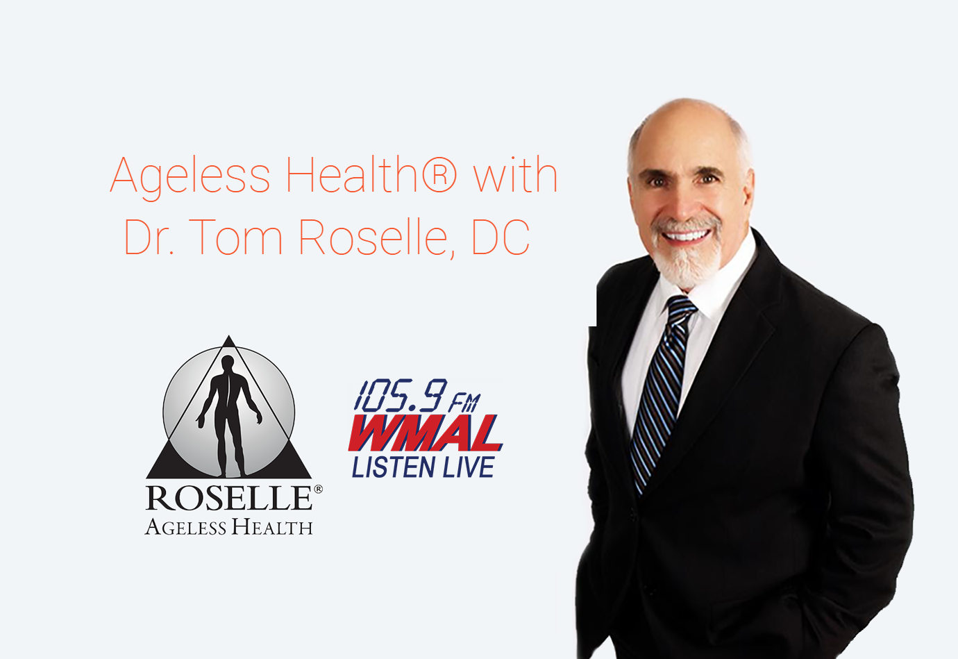 dr tom roselle live podcast cover